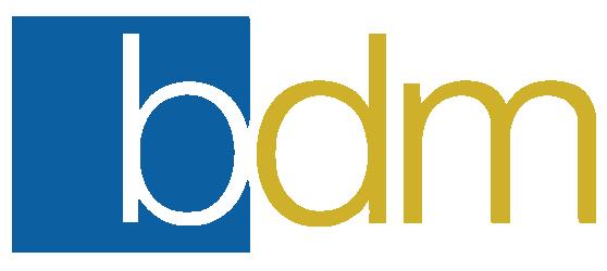 Logo B.D.M